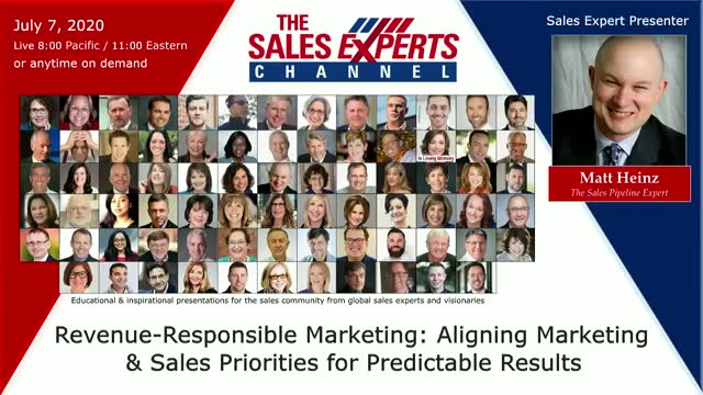 Aligning Marketing & Sales Priorities for Predictable Results