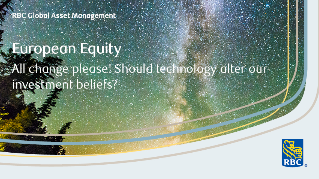 All change please! Should technology alter our investment beliefs?