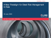 A New Paradigm for Steel Risk Management in Asia