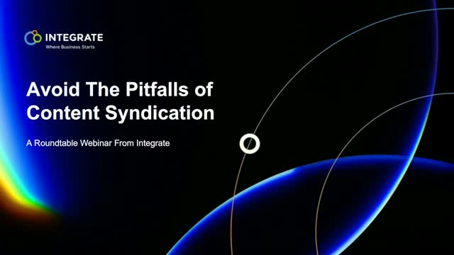 Avoid The Pitfalls of Content Syndication