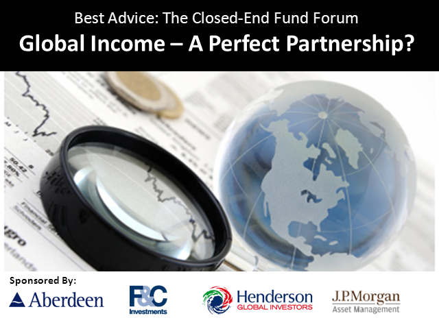 Global Income – A Perfect Partnership?