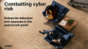 Combatting cyber risk: enterprise detection and response in the post-Covid world