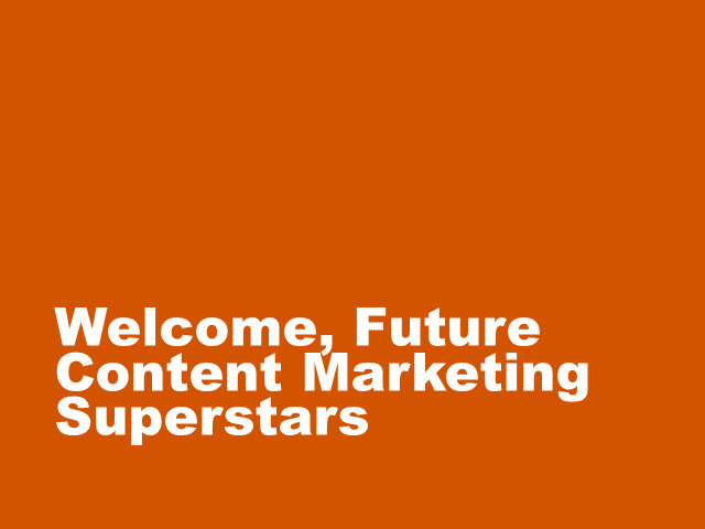 Secrets of the Content Marketing Superstars