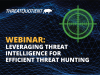 Leveraging Threat Intelligence for Efficient Threat Hunting