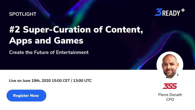 Future Of Entertainment: #2 Super-Curation of Content, Apps & Games