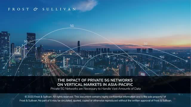 The Impact of Private 5G Networks on Vertical Markets in Asia-Pacific
