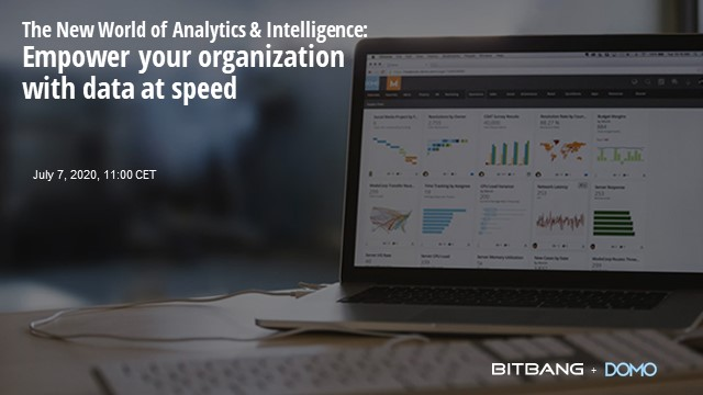 The New World of Analytics & Intelligence: Empower your organization with data