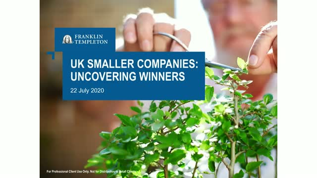 UK Smaller Companies – Uncovering Winners