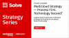 Solve Strategy Series | Multicloud Strategy – Process First. Technology Second.®