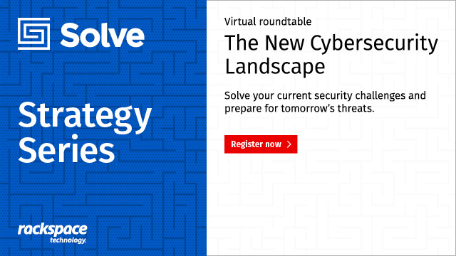 Solve Strategy Series | The New Cybersecurity Landscape