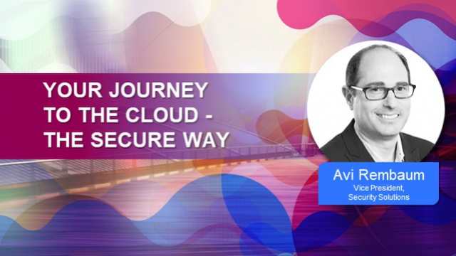 Your Journey to the Cloud: The Secure Way