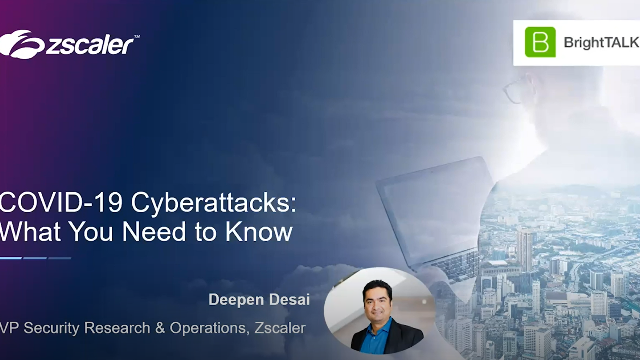 COVID-19-themed Cyberattacks: What You Need to Know