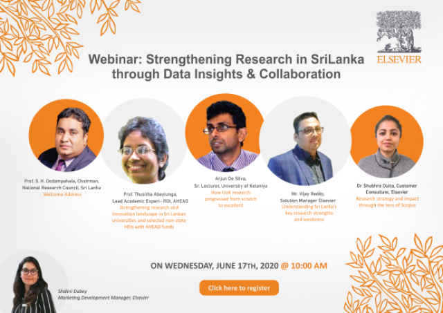 Strengthening Research in Sri Lanka through Data Insights & Collaboration