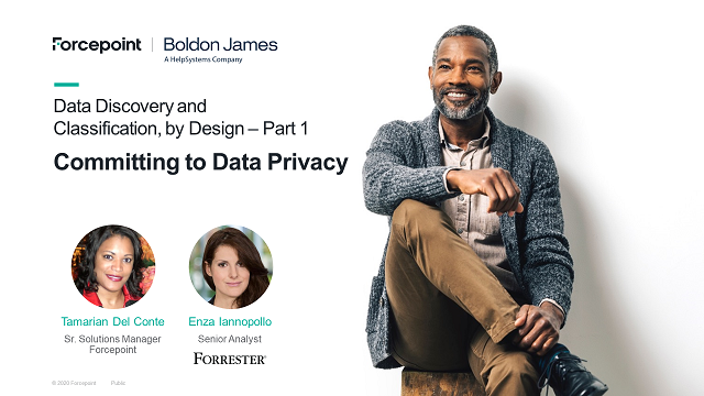 Committing to Data Privacy