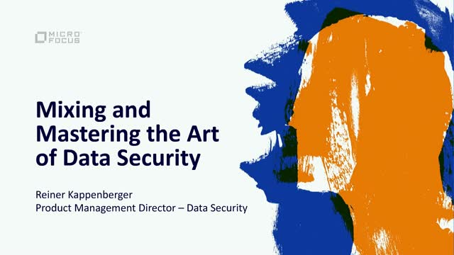 Mixing and Mastering the Art of Data Security