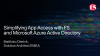Simplifying App Access with F5 and Microsoft Azure Active Directory