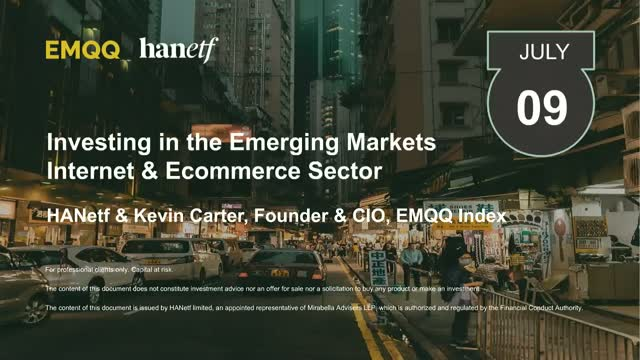 Investing in the Emerging Markets Internet and Ecommerce Sector