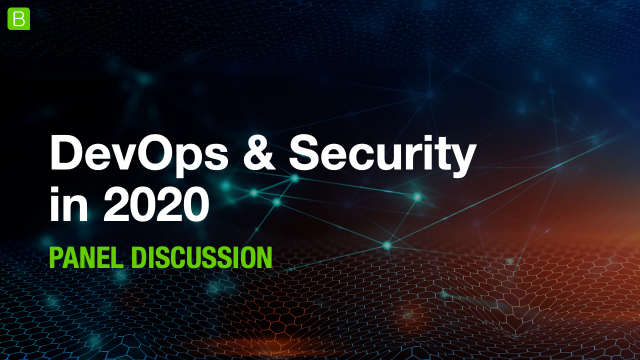 DevOps & Security in 2020
