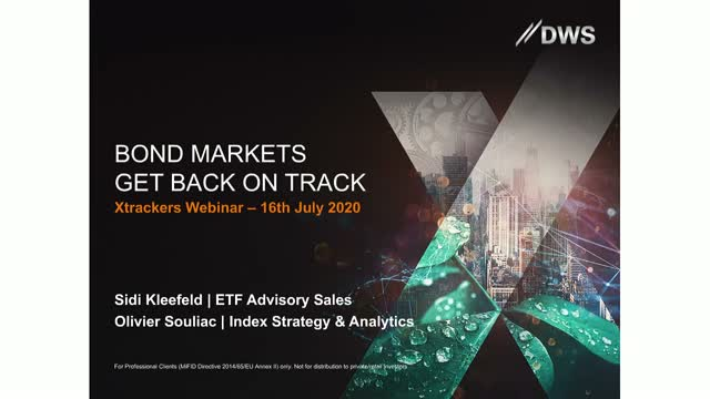 Investment opportunities in the ETF Bond market