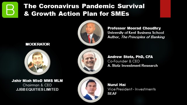 The Coronavirus Pandemic and Action Plan(s) for SMEs