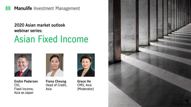 2020 webinar series: Asian market outlook—Asian fixed income