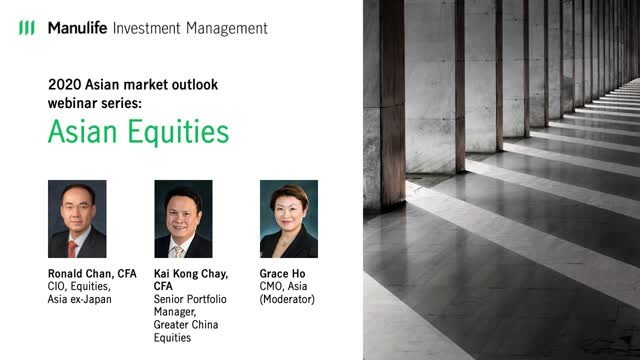 2020 webinar series: Asian market outlook—Asian equities