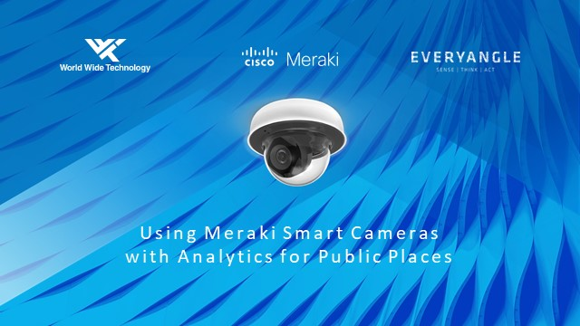 Using Smart Cameras with Analytics for Public Places