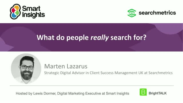 What do people really search for? How to tackle unclear keyword research topics