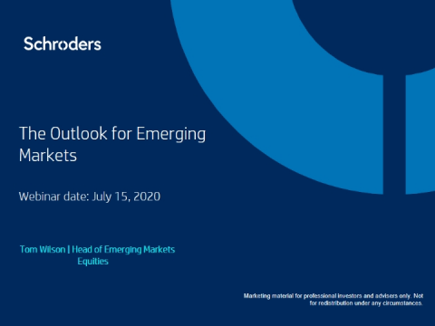 Schroders' Emerging Market Equity quarterly review and outlook