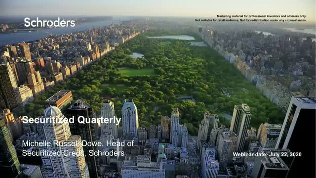 Securitized Quarterly, with Michelle Russell-Dowe