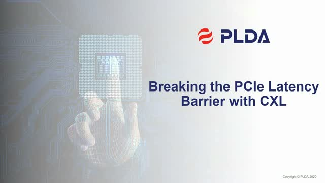 Breaking the PCIe Latency Barrier with CXL (Chinese version)
