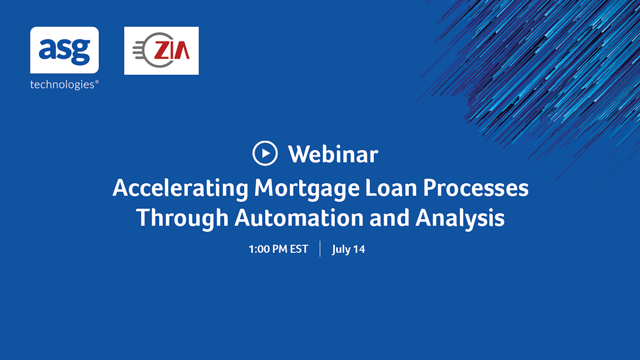 Accelerating Mortgage Loan Processes Through Automation and Analysis