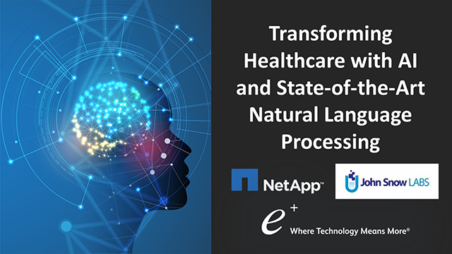 Transforming Healthcare with AI and State-of-the-Art Natural Language Processing