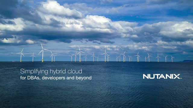 Simplifying Hybrid Cloud for DBAs, Developers and Beyond