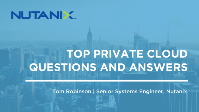 Top Private Cloud Questions & Answers