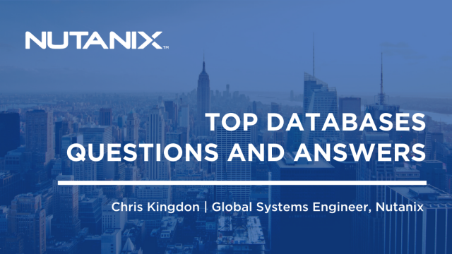 Top Database-as-a-Service Questions & Answers