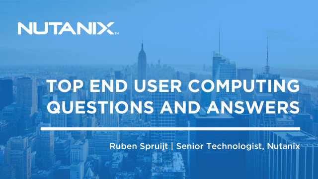 Desktop-as-a-Service - Top Questions Answered