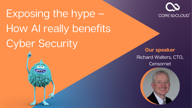 Exposing The Hype - How AI really benefits cyber security