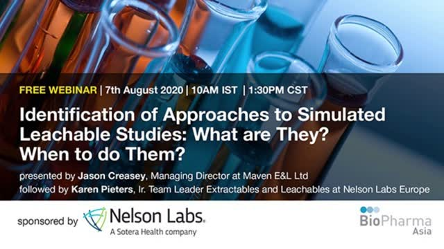 Identification of Approaches to Simulated Leachable Studies