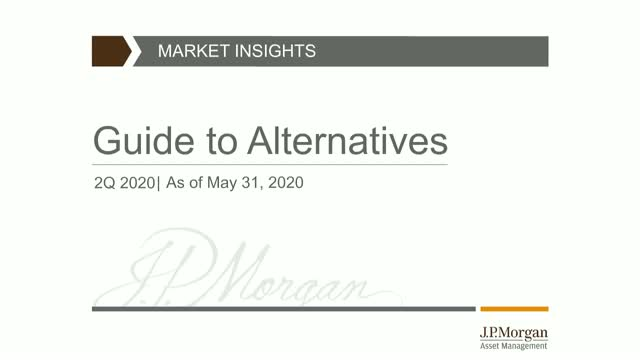 Alternatives Outlook: Infrastructure, Real Estate and much more