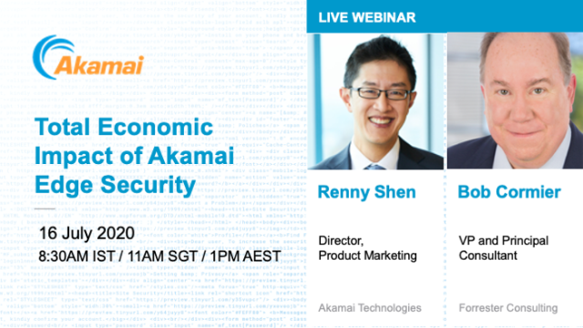 The Total Economic Impact of Akamai Edge Security