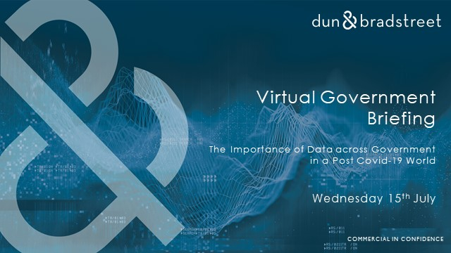 The Importance of Data across Government in a Post Covid-19 World