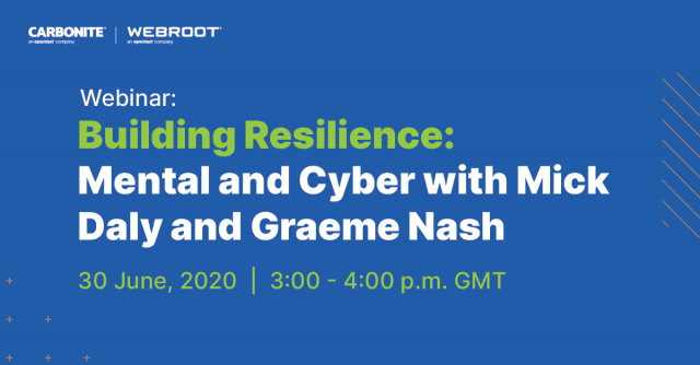 Building Resilience: Mental and Cyber