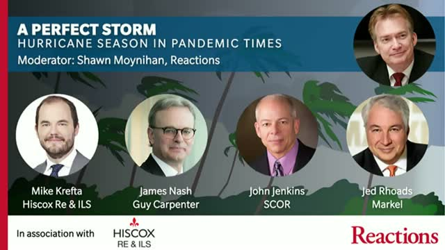 A Perfect Storm: Hurricane Season in Pandemic Times