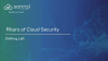 "Pillars of Cloud Security: How ""Shift-Left"" Enhances a Secure SDLC"