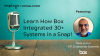 Learn How Box Integrated 30+ Systems in a Snap!