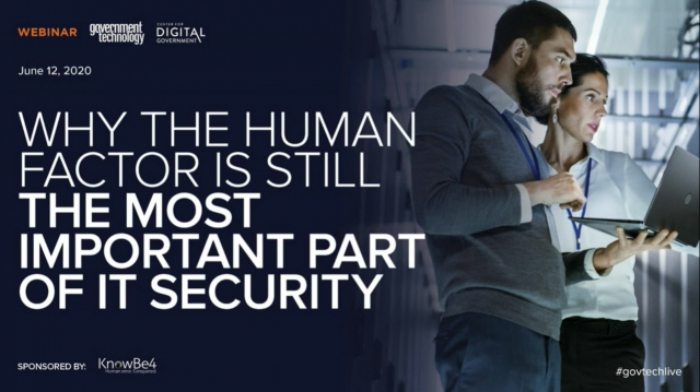 Why the Human Factor is Still the Most Important Part of IT Security