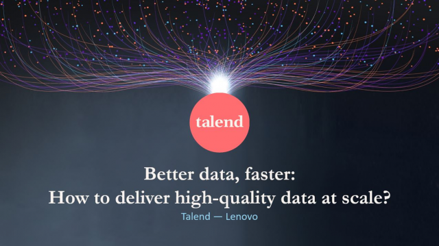 Better Data, Faster: How to Deliver High Quality Data at Scale