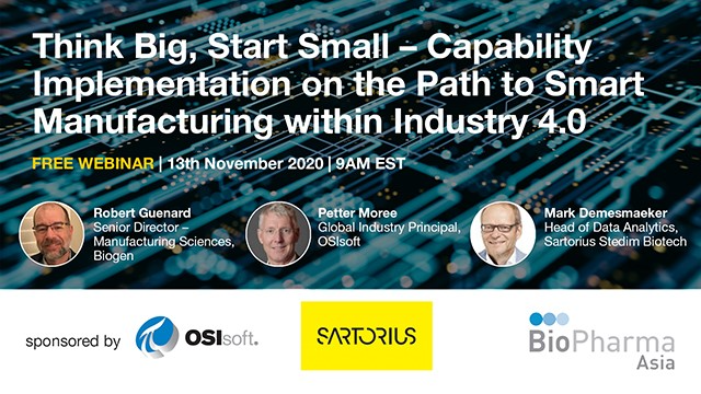 Think Big, Start Small - Capability Implementation on the Path to Smart Manuf...