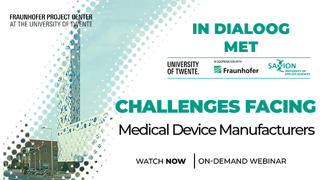 Challenges Facing Medical Device Manufacturers